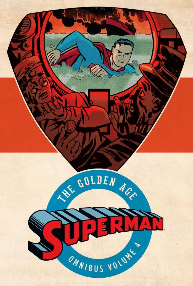 Superman: The Golden Age Vol. 4 (Omnibus)