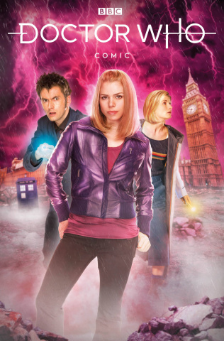 Doctor Who Comics #1 (Photo Cover)