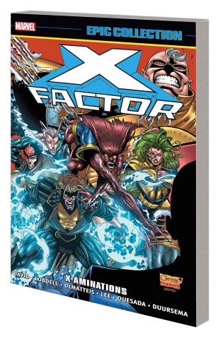 X-Factor: X-Aminations (Epic Collection)