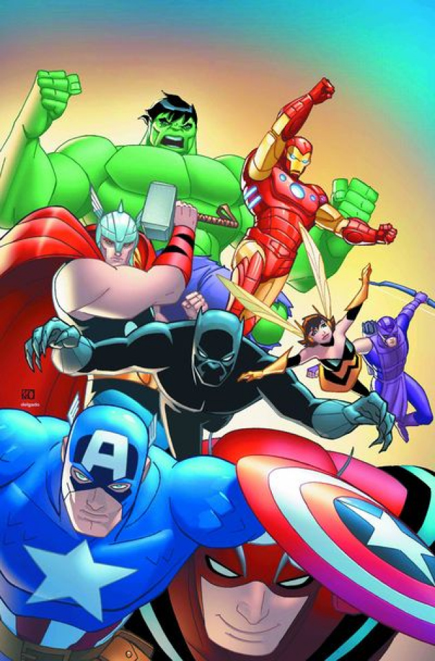 Marvel Universe: The Avengers - Earth's Heroes #3