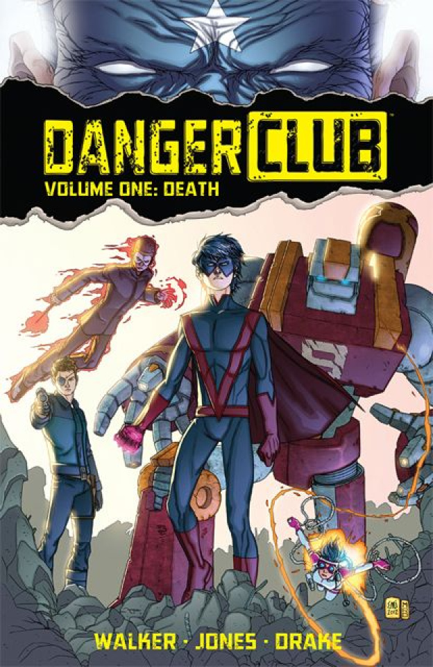 Danger Club Vol. 1