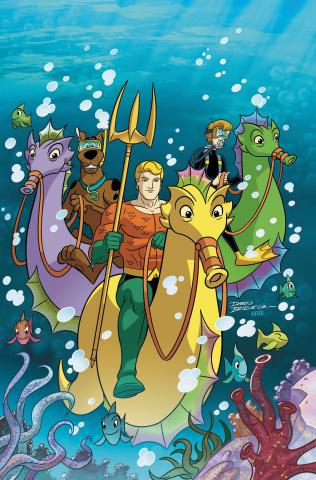 Scooby Doo Team-Up Vol. 3