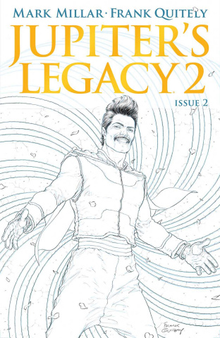 Jupiter's Legacy 2 #2 (Quitely Cover)