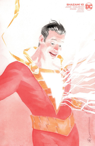 Shazam! #10 (Variant Cover)
