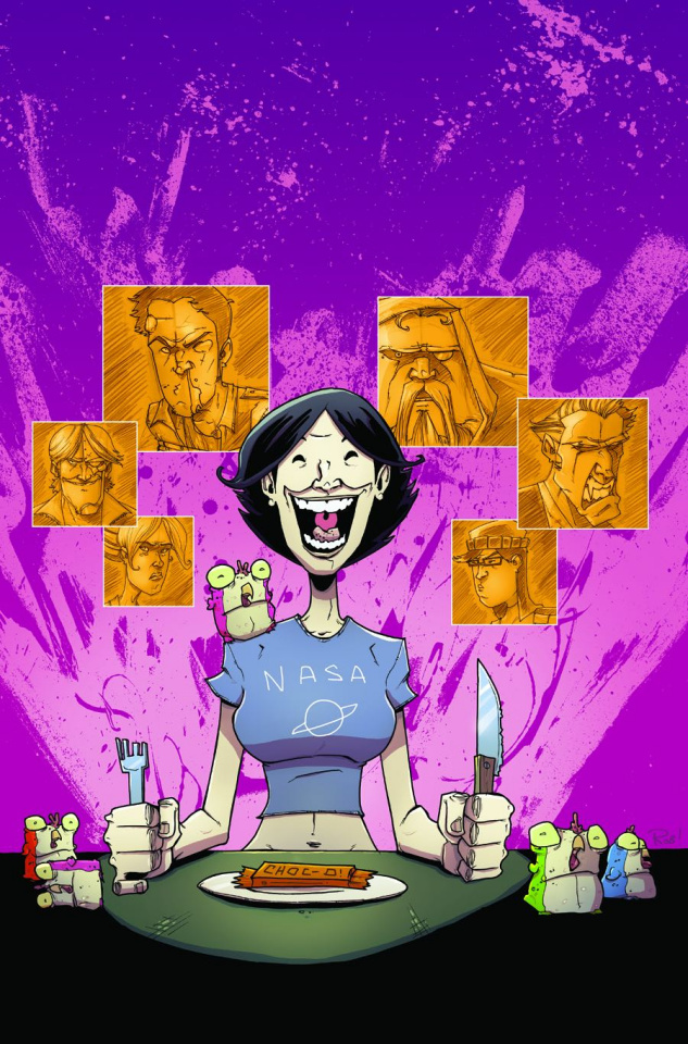 Chew Vol. 3 (Omnivore Edition)