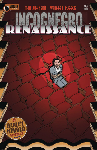 Incognegro Renaissance #3