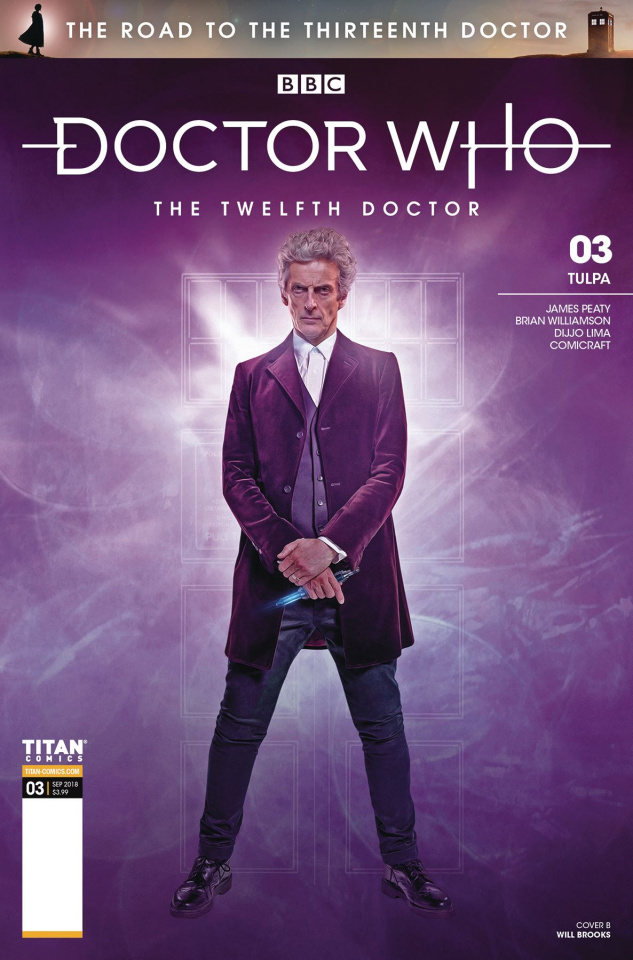 Doctor Who: The Road to the Thirteenth Doctor #3 (Photo Cover)