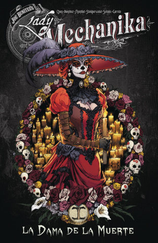 Lady Mechanika Vol. 4: La Dama De La Muerte