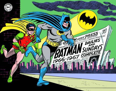 Batman: The Silver Age Newspaper Comics Vol. 1: 1966-1967