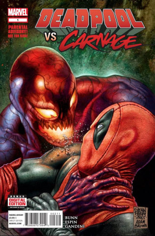 Deadpool vs. Carnage #1