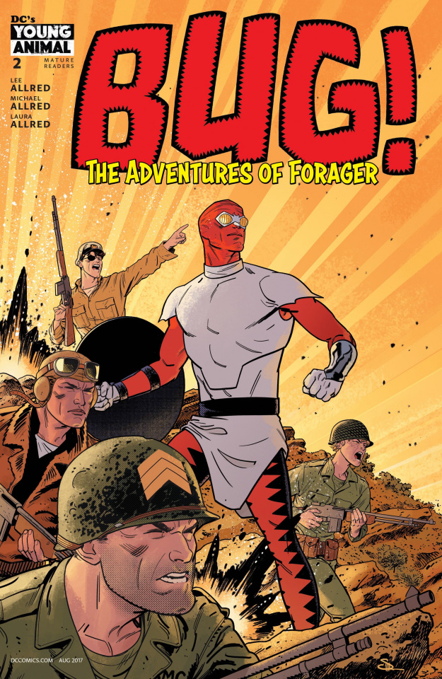 Bug! The Adventures of Forager #2 (Variant Cover)