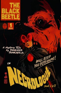 The Black Beetle: Necrologue #1