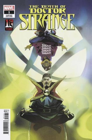 The Death of Doctor Strange #1 (Miles Morales 10th Anniversary Cover)