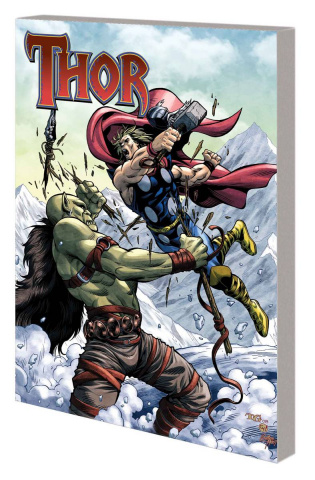 Marvel Universe: Thor Comic Reader #1