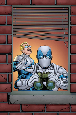 Q2: The Return of Quantum & Woody #2 (10 Copy Cover)
