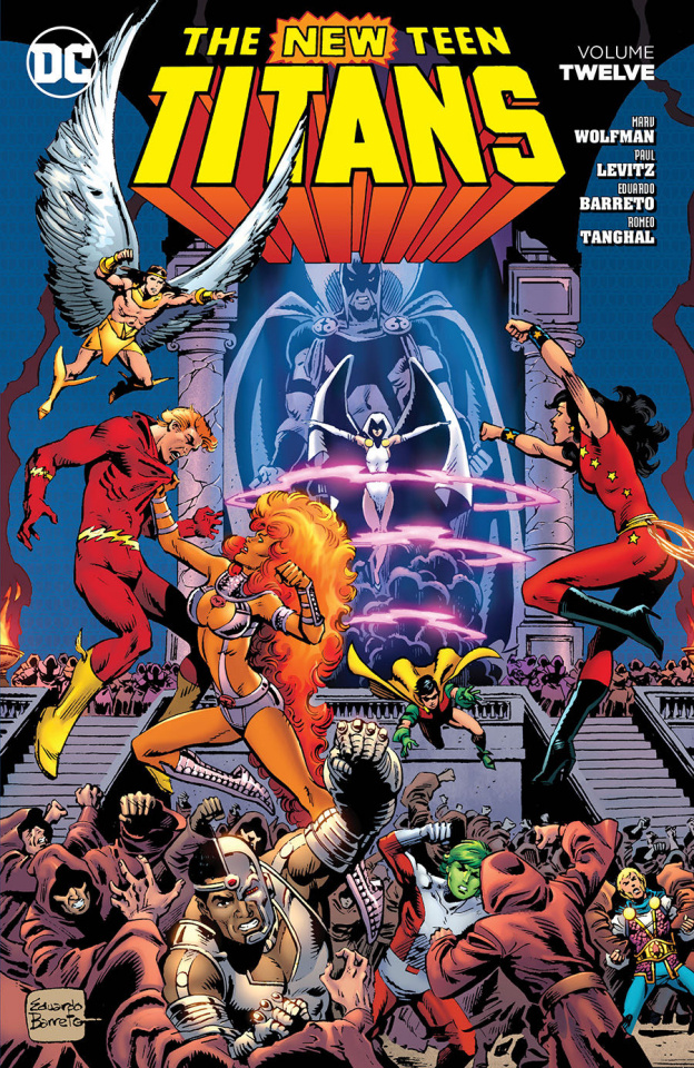 The New Teen Titans Vol. 12