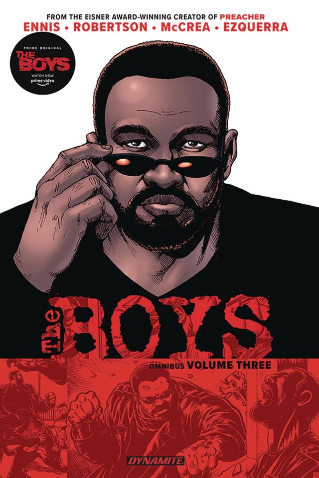 The Boys Vol. 3 (Omnibus)