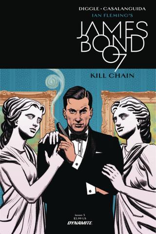 James Bond: Kill Chain #3 (Smallwood Cover)