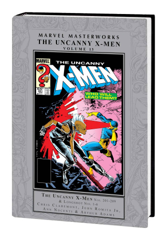 Uncanny X-Men Vol. 13 (Marvel Masterworks)