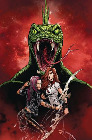 Hellchild: The Unholy #5 (Kivela Cover)