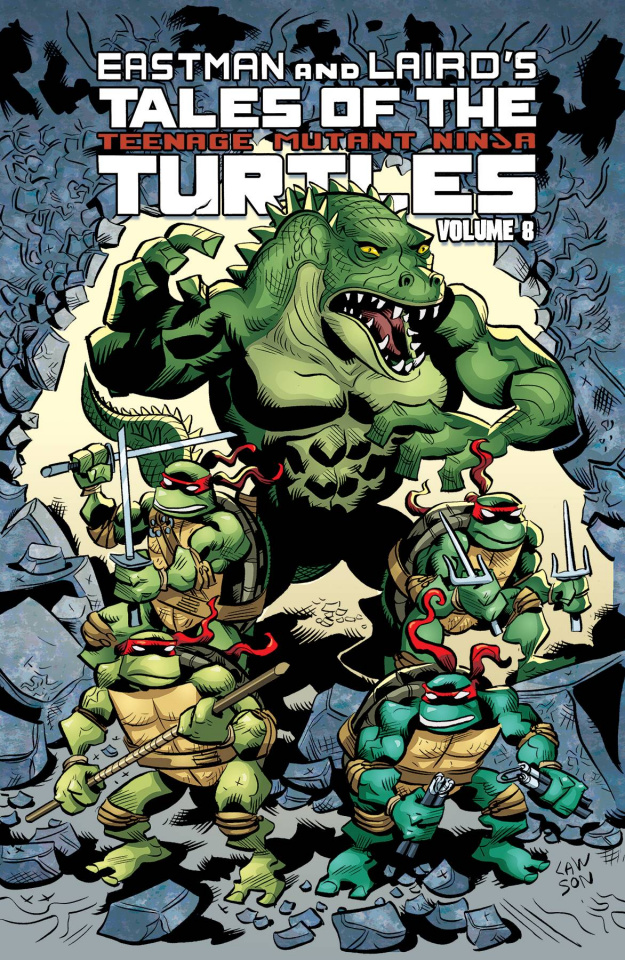 Tales of the Teenage Mutant Ninja Turtles Vol. 8