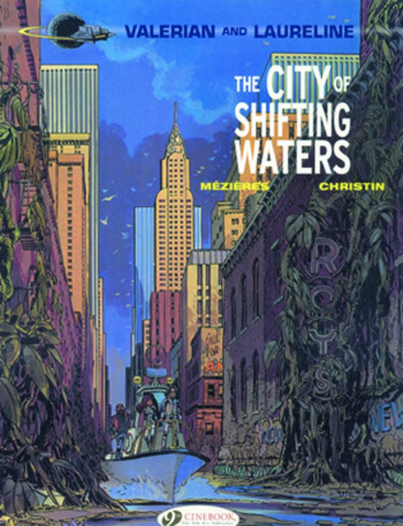 Valerian Vol. 1: The City of Shifting Waters