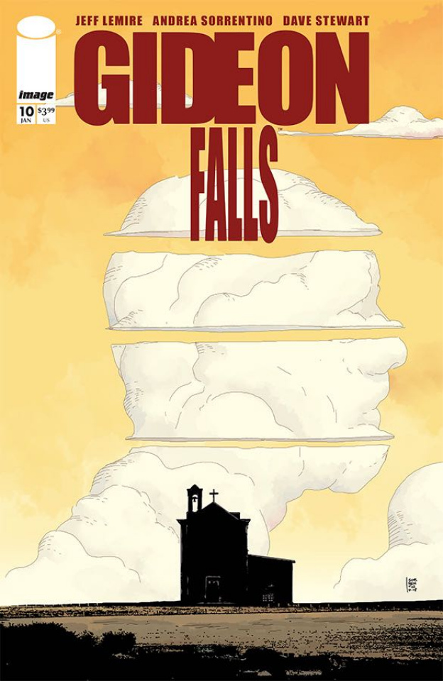 Gideon Falls #10 (Sorrentino Cover)