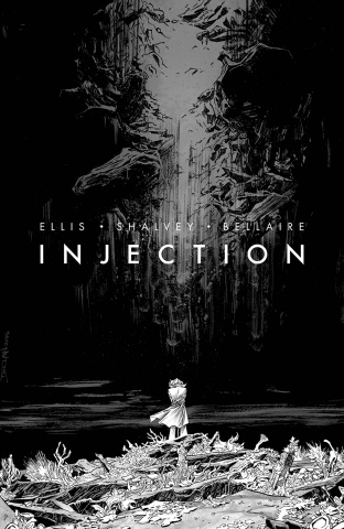 Injection #1 (Image Giant Sized Artist's Proof Edition)