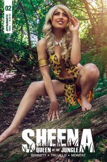 Sheena #2 (Cosplay Cover)