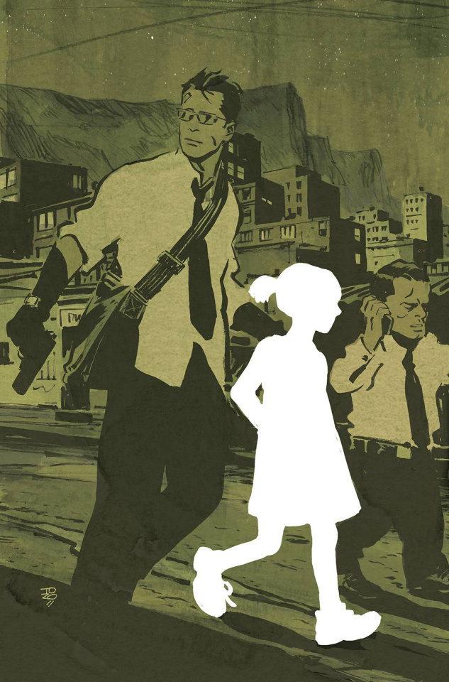 The Last Sons of America #1