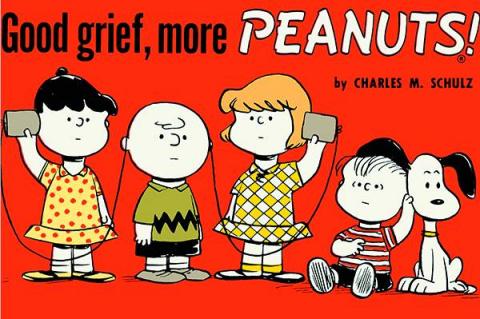 Good Grief, More Peanuts! Vol. 3: 1952-1956