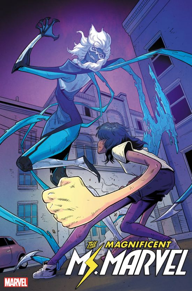 The Magnificent Ms. Marvel #11 (Minkyu Jung 2nd Printing)