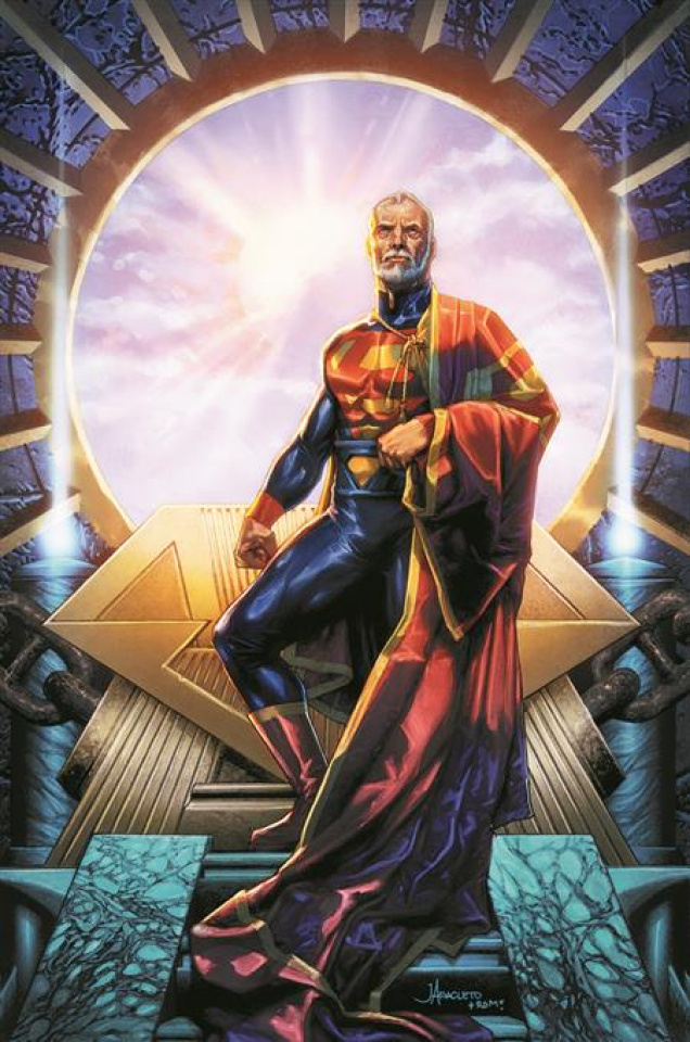 Future State: Superman - House Of El #1 ( Jay Anacleto Card Stock Cover)