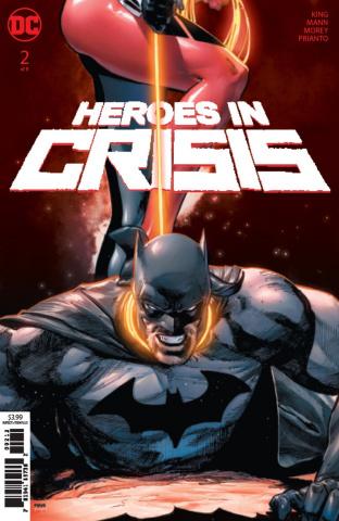 Heroes in Crisis #2 (2nd Printing)
