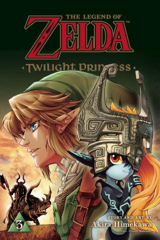 The Legend of Zelda: Twilight Princess Vol. 3