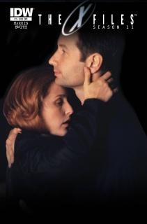 The X-Files, Season 11 #7 (Subscription Cover)