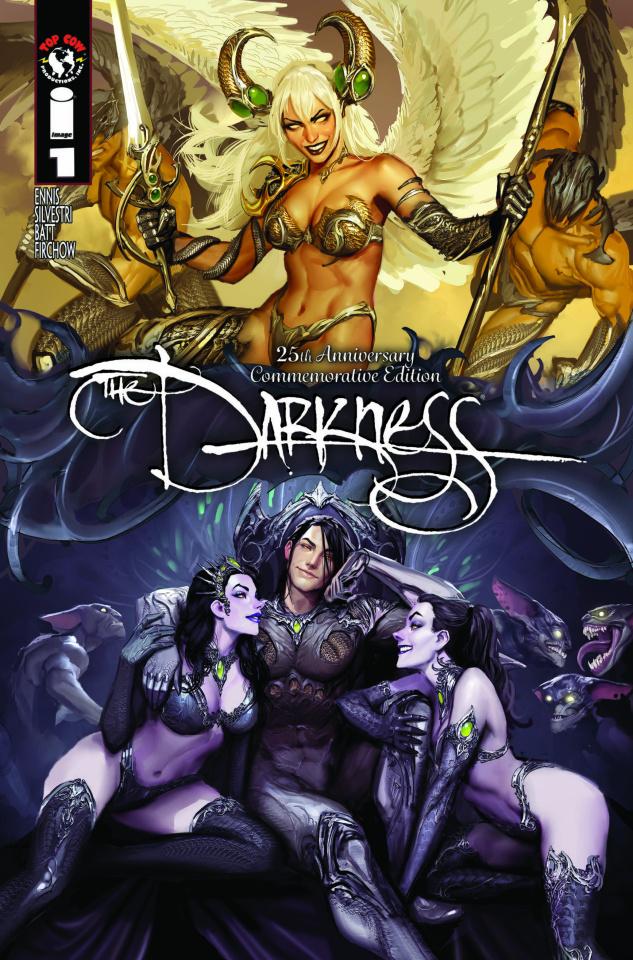 The Darkness #1 (25th Anniversary Commemorative Edition Sejic Cover)
