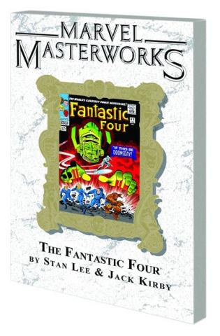 Marvel Masterworks: Fantastic Four Vol. 5 (Variant Edition)