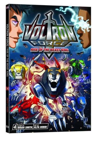 Voltron Force Vol. 4