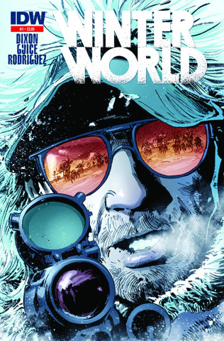 Winterworld #1 (2nd Printing)