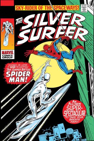 Silver Surfer #14 (Facsimile Edition)