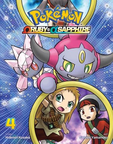 Pokemon: Omega Ruby, Alpha Sapphire Vol. 4