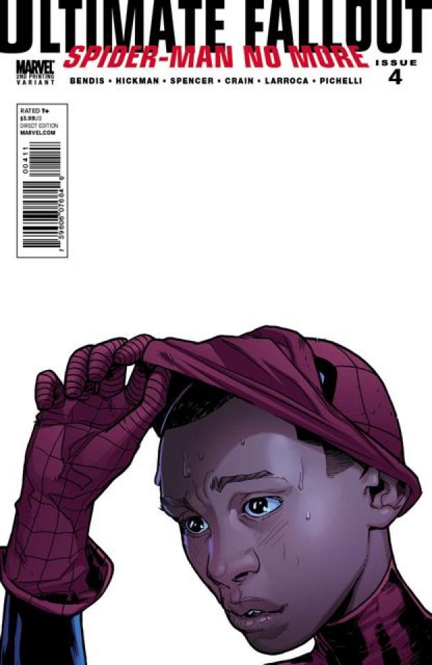 Ultimate Comics Fallout #4 (2nd Printing)