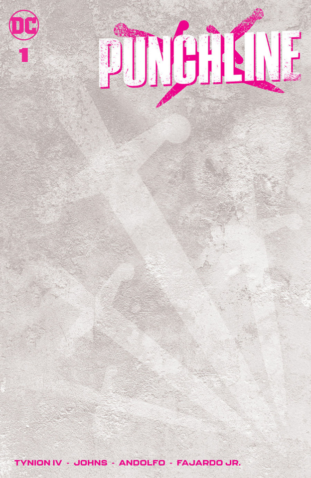 Punchline Special #1 (Blank Cover)