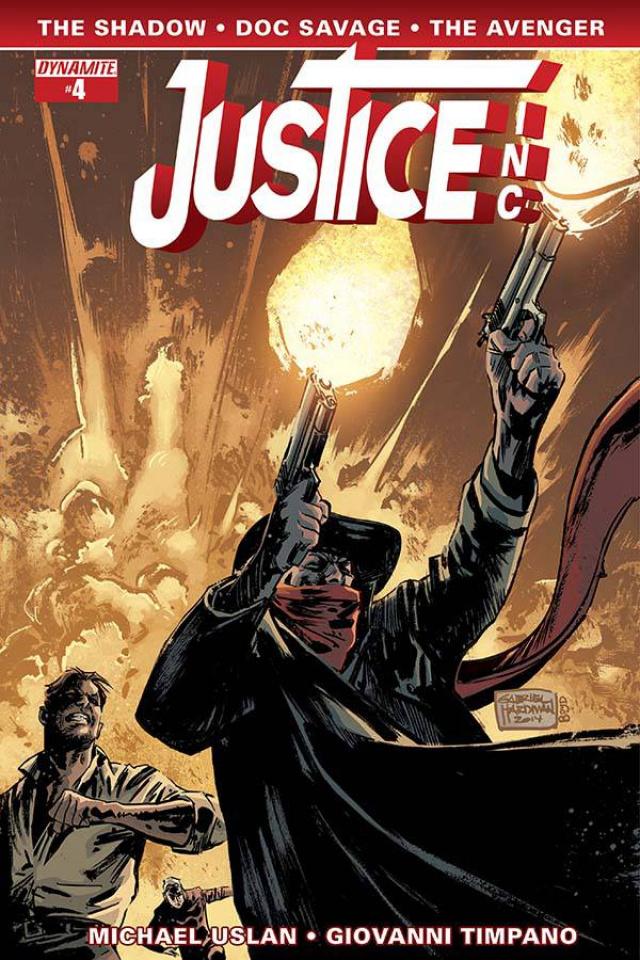 Justice, Inc. #4 (Hardman Cover)