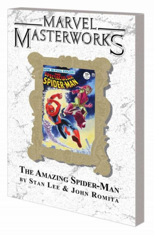 The Amazing Spider-Man Vol. 7 (Marvel Masterworks)