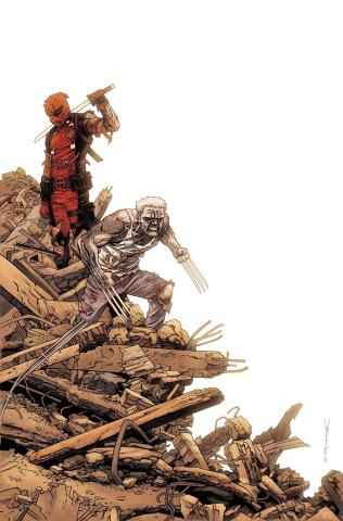 Deadpool vs. Old Man Logan #5