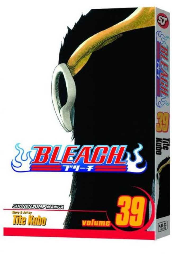 Bleach Vol. 39