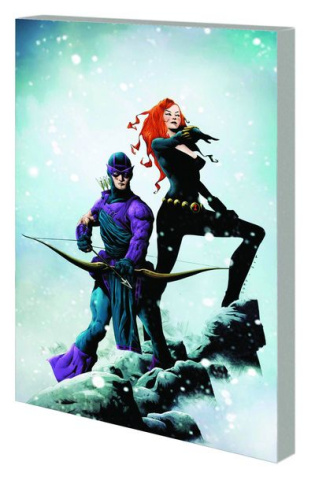 Hawkeye and Mockingbird: Black Widow - Widowmaker