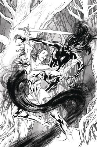 Grimm Fairy Tales #40 (Vitorino Cover)